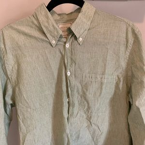 Billy Reid casual button down.